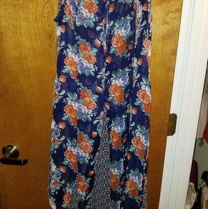 See-through Dress
